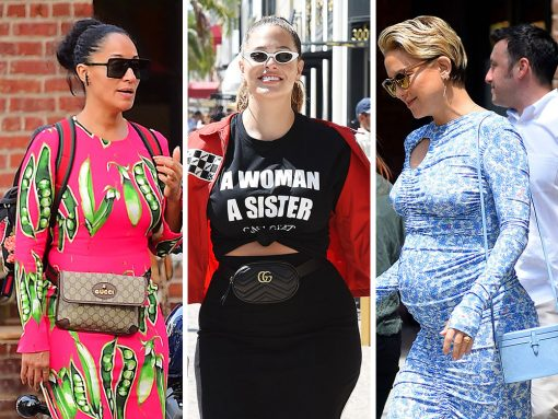 Celebs are Making Grand Tours with Gucci, Mark Cross and Tod's Bags