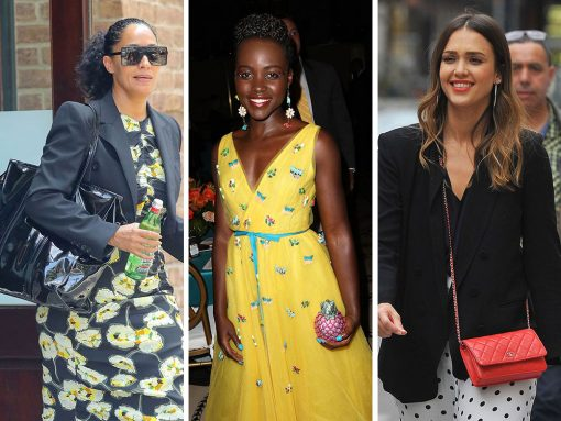 Celebs Celebrate Accessories with Judith Leiber Clutches and Shop in Paris with Chanel