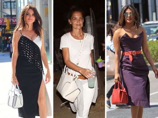 Just Can't Get Enough: Celebrities and Their Tod's Sella Bags