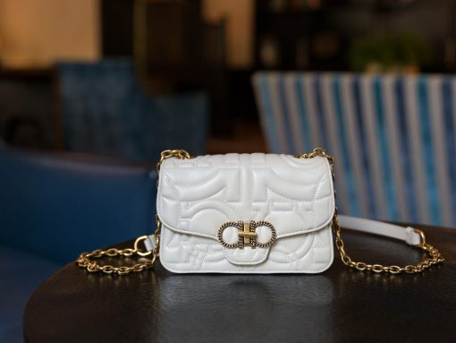 The Ferragamo Mini Bag We're Dying to Carry to Every Summer Party