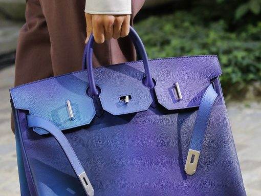 Hermès's Newest Collection Includes a Multicolored Haut à Courroies and Some Crossbody Fanny Packs