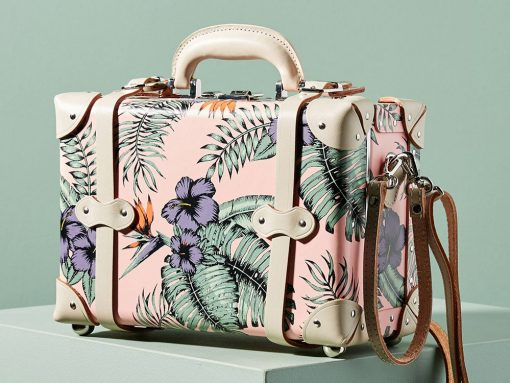 I'm Totally Obsessed With This Tiny Suitcase Bag