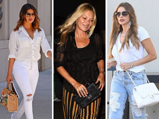This Weeks, Celebs Chose Chanel and Fendi Bags Over Almost All Others