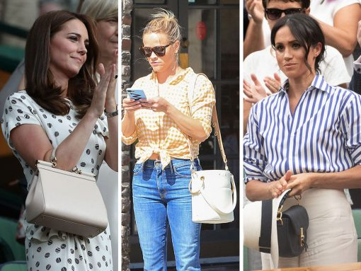 This Week, Celebs Tell Tales of Logo Tees, Wimbledon and Chanel WOCs