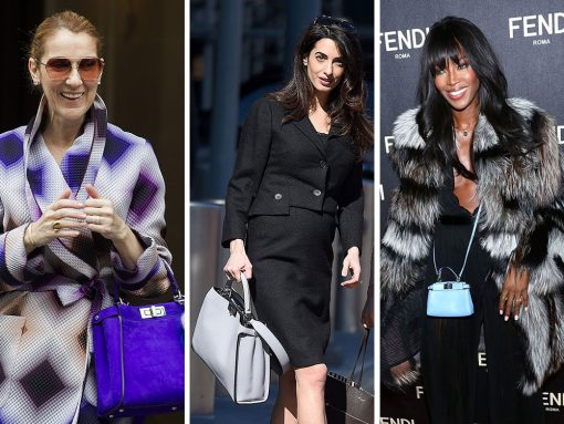 45 Celebs Prove the Fendi Peekaboo is the Low-Key Luxury Bag That Fits Any Personal Style