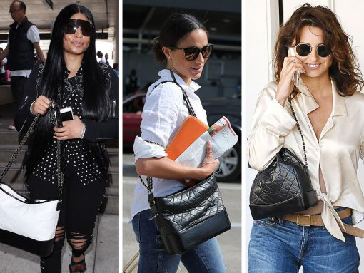 The Chanel Gabrielle Bag Has Proved to Be The Brand's Latest in a Long Line of Celebrity Hits