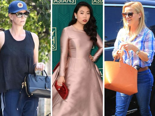 This Week, Celebs Walked Red Carpets and Ran Errands with Bags from Prada, Mansur Gavriel and More