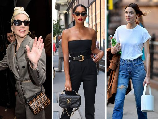 The Best Celebrity Bag Looks of Summer 2018