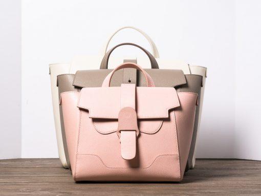 Size Comparison: The Senreve Maestra Bags