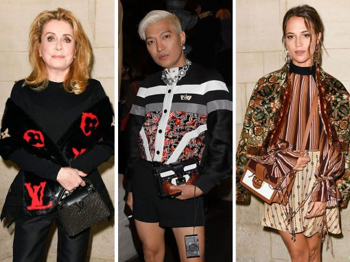 Louis Vuitton Had the Most Star-Packed Guest List of the Spring 2019 Fashion Show Season