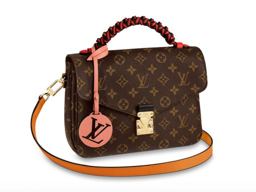 Louis Vuitton Updates Some of Its Fan-Favorite Bags with New, Colorful Braided Handles for Winter 2018
