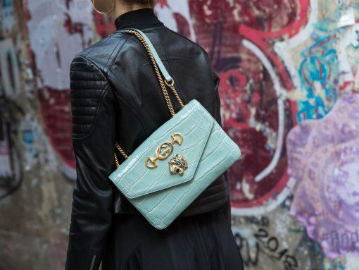 Introducing the Gucci Rajah Shoulder Bag