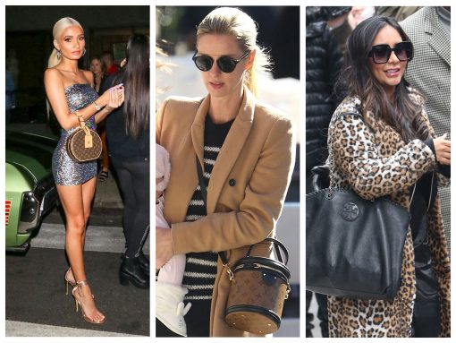 Celebs Are Fond of Louis Vuitton, Valentino and Marc Jacobs This Week