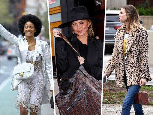 This Week, Celebs Favor Fendi, Chanel and Givenchy