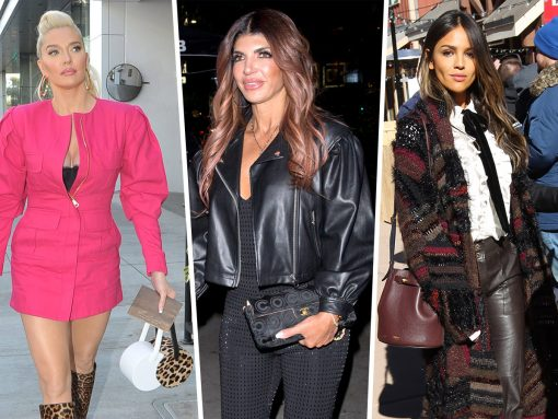 Real Housewives Carry Gucci, Chanel and Edie Parker