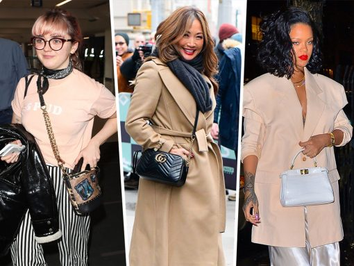 Celebs Hit Sundance and SAG Awards with Bags from Valentino, Tod's
