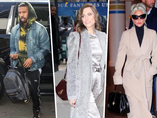 Celebs Go Oscar Hunting with Bags from Celine and Coach
