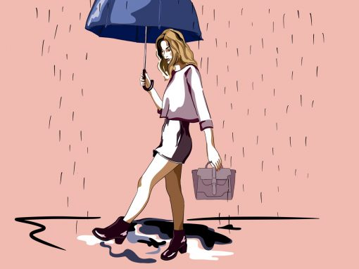 The Best Water Resistant Bags to Combat This Dreary Season