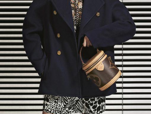 Louis Vuitton's Pre-Fall 2019 Lookbook Features Brand New Bags Alongside an All-Star Cast