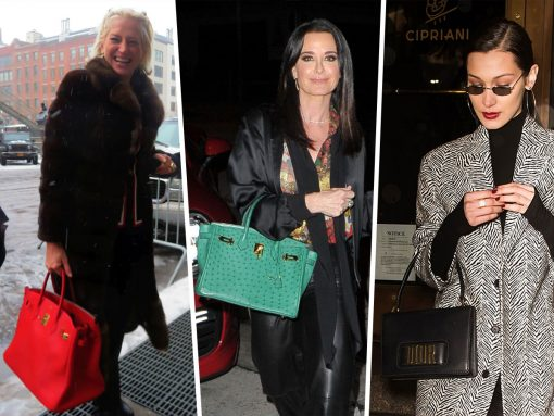 Celebs Craft Luxe Looks for Fashion Week with Birkins, Dior and Gabriela Hearst