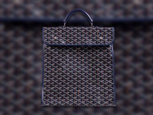 Introducing the Goyard Saint-Leger Bag