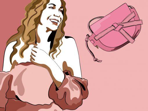 I'm Loving Loewe Bags Lately