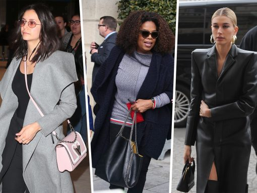 Celebs Opt for Balenciaga and Louis Vuitton Exclusively During Final Days of PFW