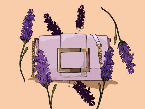 I've Got My Eye On a Lavender Bag….
