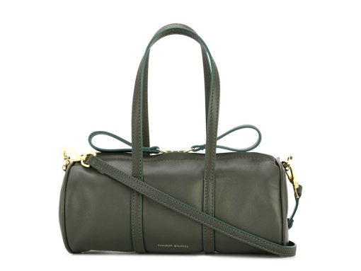 Trend to Watch: Mini Duffle Bags