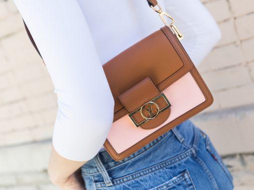Introducing the Louis Vuitton Mini Dauphine Bag
