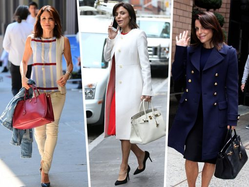The Many Bags of Bethenny Frankel