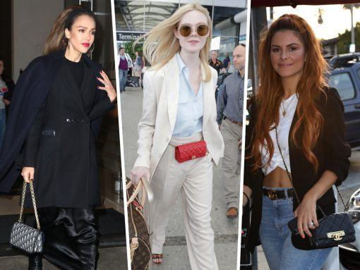 Celebs Trek to Cannes Loaded Down with Louis Vuitton and Saint Laurent