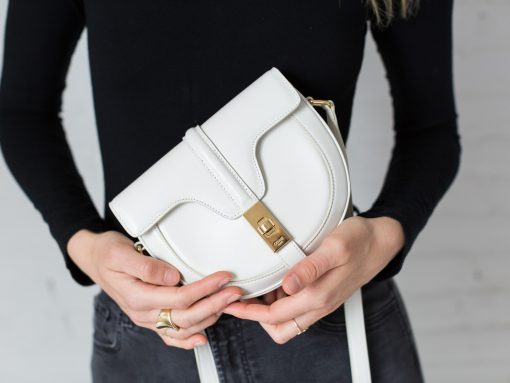 A Closer Look at the Celine by Hedi Slimane Small Besace 16 Bag