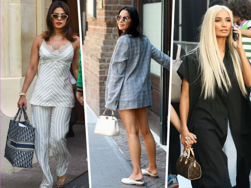Fendi or Louis Vuitton are the Self-Promoting Celeb's Bag of Choice