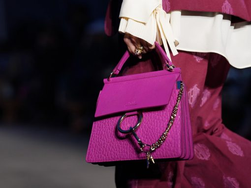 All the Bags From Chloé's First Ever Resort Runway Show