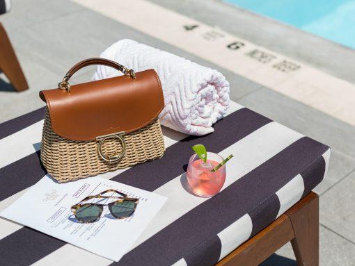 Ferragamo's Straw Bags Make the Perfect Summer Companion