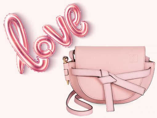 I Can't Stop Thinking About These 10 Pretty Pink Bags