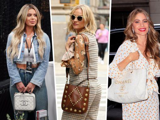 We're Envious of Celebs' Bags from Prada, Balenciaga and Isabel Marant