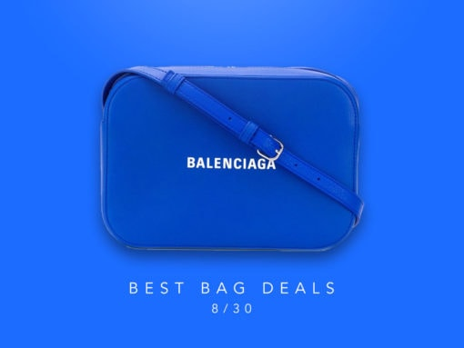 The 11 Best Bag Deals for the Weekend of August 30