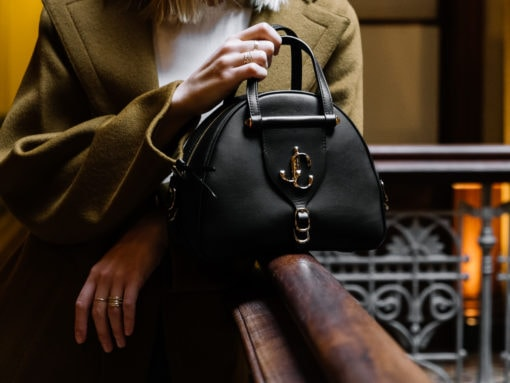 Introducing the Jimmy Choo Varenne Bag Family for Fall 2019
