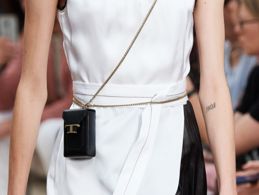 Tod's is the Latest Brand to Hop On the Micro Bag Trend