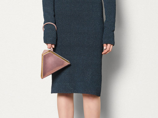 Bottega Veneta Is the Latest Designer to Hop on the Pyramid Bag Trend