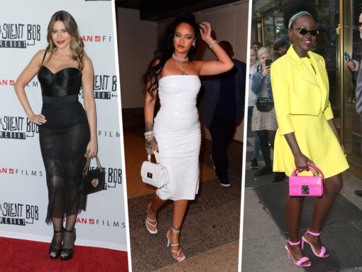 Celebs Show Off New Chanel, Stalvey and Dolce & Gabbana