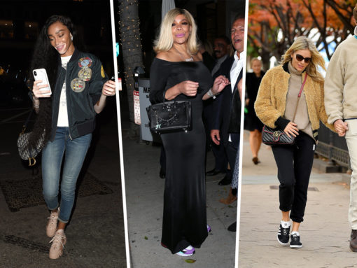 Gucci, Dior and Louis Vuitton are Celebs' Fall Favorites