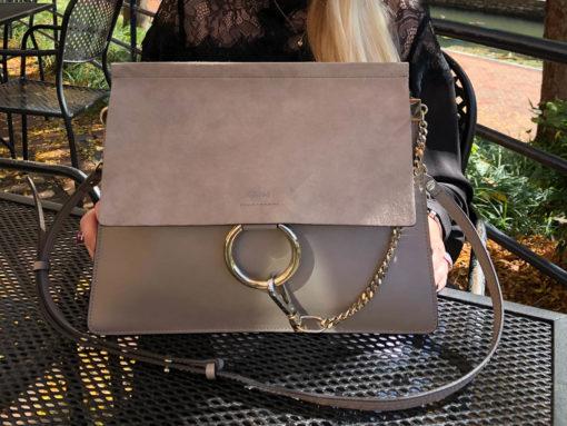 Pursesonals: Chloé Faye Shoulder Bag
