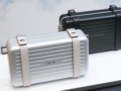 Your First Look at Dior's Capsule Collection With RIMOWA