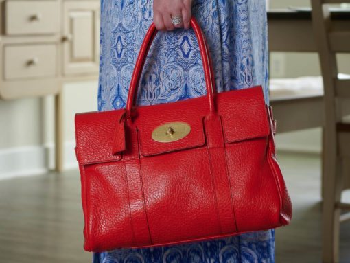 I've Been Favoring My Leather Bags Lately