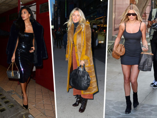 This Week, Celebs Prefer Pouches, Bum Bags and Birkins