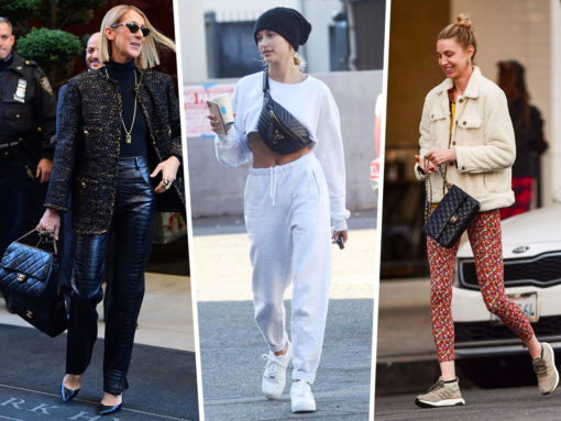 Celebs Step Out in Their Casual Best with Longchamp, Wandler and Chanel