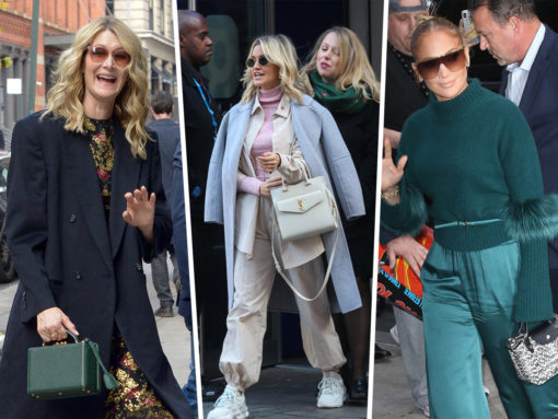 New Dior, Versace and Longchamp Bags Are This Week's Celeb Faves